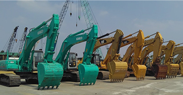 Used Machinery from Japan